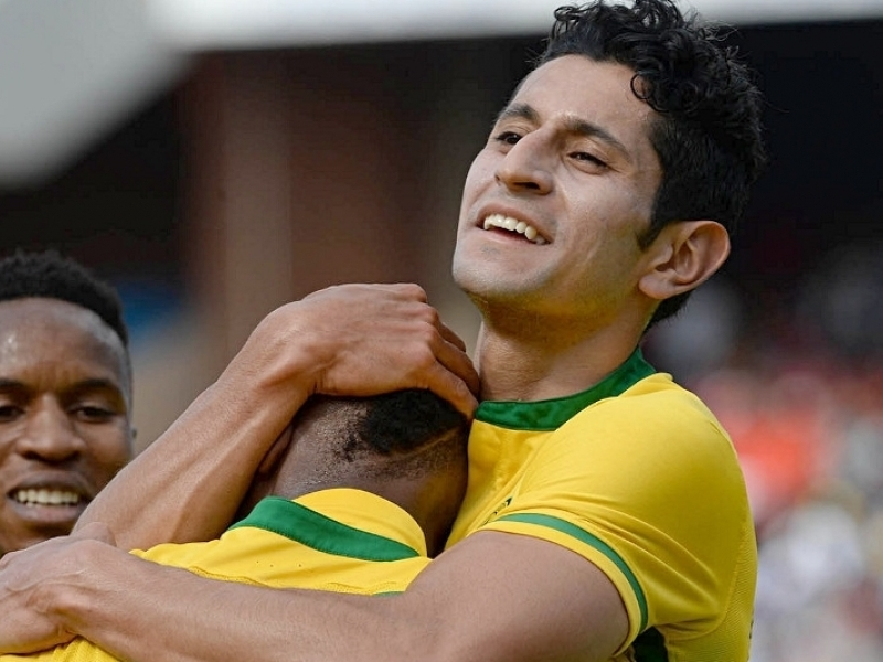 Sundowns clinch victory over Enyimba