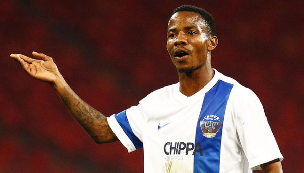 Molangoane keen to quit Chippa for Chiefs