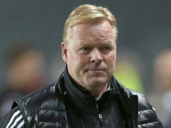 Koeman admits Barcelona title challenge all-but over after latest setback