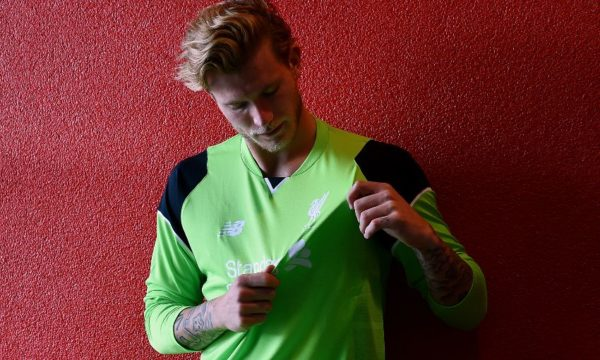 Karius relishing Reds fight