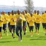 Bafana prepare for Mozambique clash