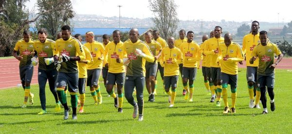 Bafana draws kindly in WC qualifiers
