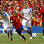 Spain, Croatia battle for top spot