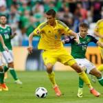 Northern Ireland overcome Ukraine