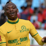 Billiat excited by Caf adventure