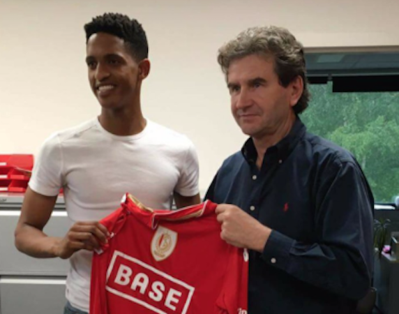SA-born Man United trialist stays in Belgium