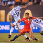 Chile repeat Copa heroics