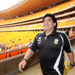 Maradona: England 'short on talent'
