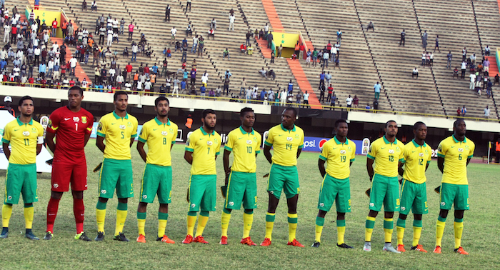 SA U23 lose big in Japan