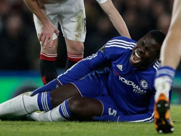 Zouma hoping for 2016 return