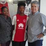 Ajax promote Gugulethu youngster