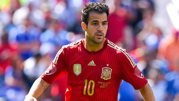 Fabregas: Italy will be 'difficult' to beat