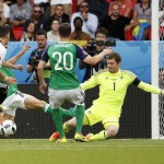 McGovern shines against Germany