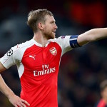Mertesacker hails Koscielny's Euro display