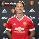 Ibra completes move to United