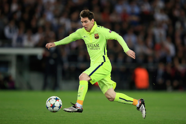 Messi conspiracy sparks City interest