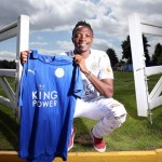 The Foxes complete deal for Ahmed Musa