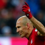 Robben keen for Manchester derby
