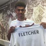 Fletcher swaps United for West Ham