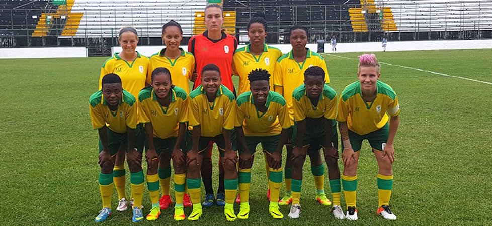 Banyana thumped by New Zealand