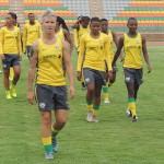 World champs USA ease past Banyana
