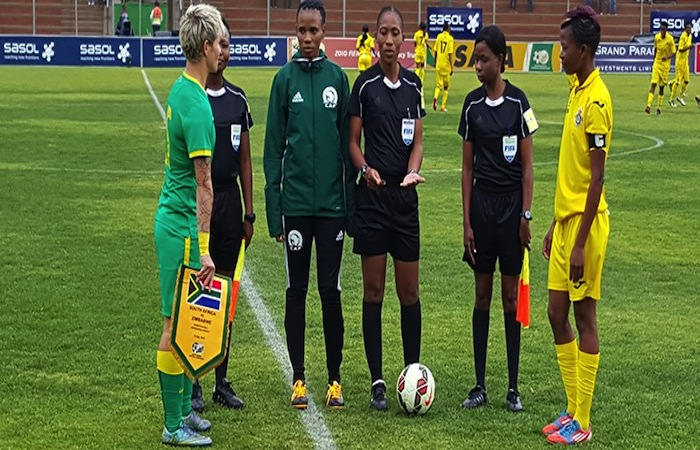 Makhabane excited for Rio 2016