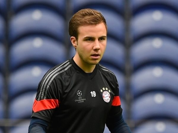 Gotze returns to Dortmund