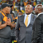 Doctor Khumalo, Bobby Motaung and Steve Komphela