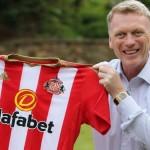 Moyes appointed as Sunderland manager