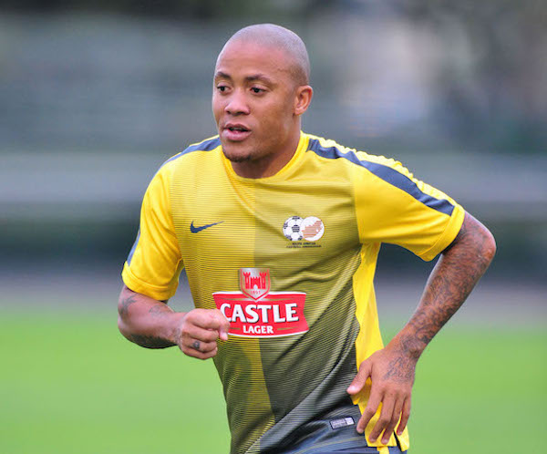 Ndlovu close to Turkey move