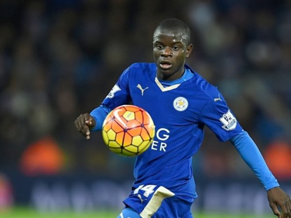 Ranieri hopeful of Kante stay