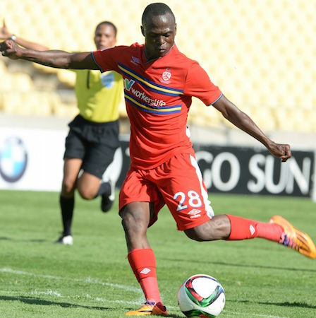 Zwane completes move to Park