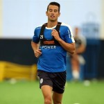 Hernandez settling down at Leicester