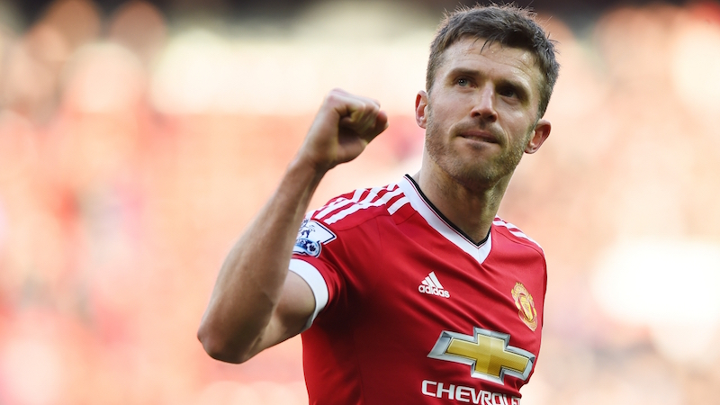 Carrick can't pick between Ronaldo and Messi