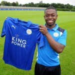 Leicester complete third signing