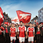 Win an Arsenal home jersey!