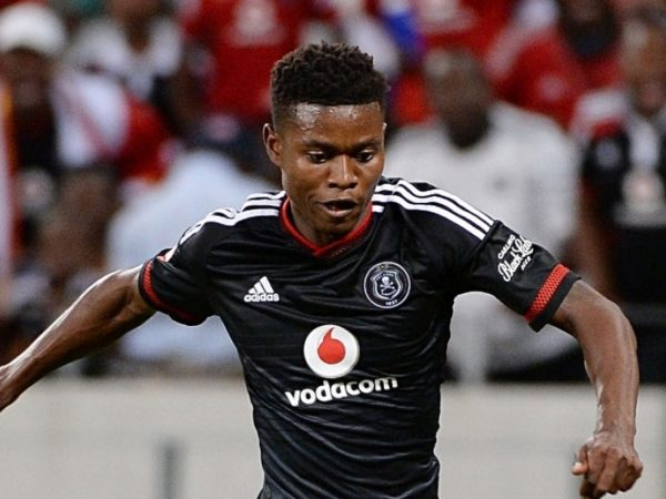Masuku out as Pirates confirm new squad