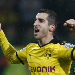 BVB confirmed Mkhitraryan move to United