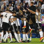 Hector fires Germany into Last four