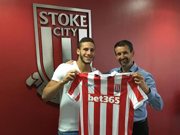 Stoke swoop in for Sobhi