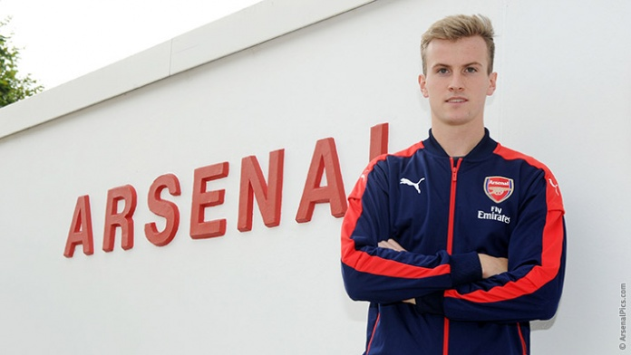 Wenger: Holding 'young and promising'
