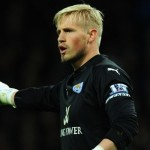 Schmeichel's out for around four weeks