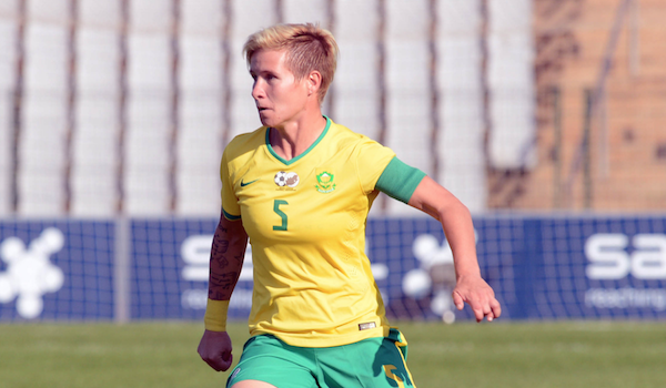 Van Wyk 'focused' for US clash
