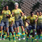 Banyana name strong Olympic squad