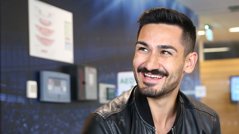 I almost joined United - Gundogan