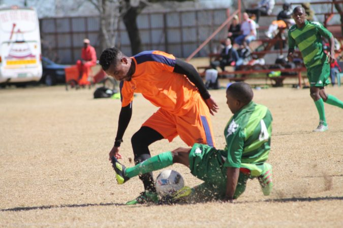 Sikhosana XI thumbed by Stars