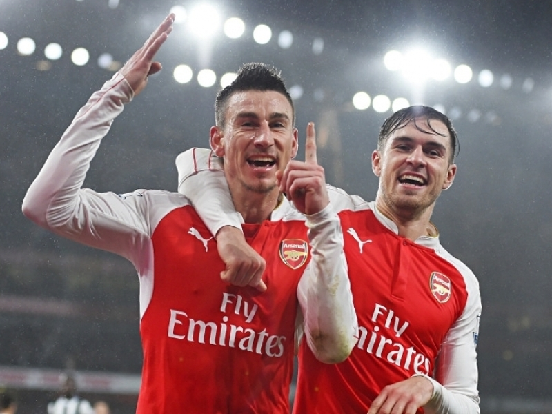 Koscielny saved us - Wenger