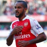 Walcott: We'll give Bayern a good game