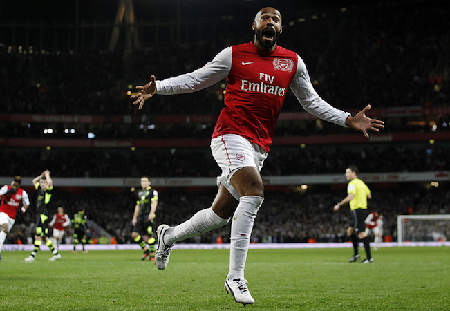 Henry: City to win it, Arsenal fourth