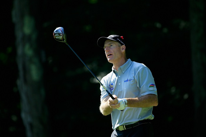 Furyk shoots 58, sets PGA Tour record